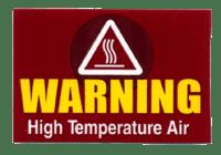 Aire a alta temperatura