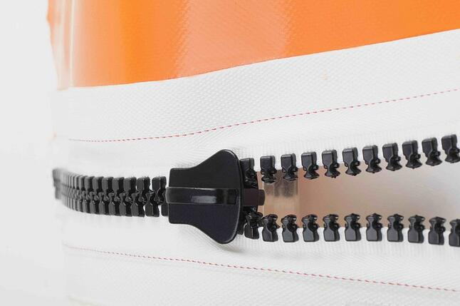 Weldable Zipper