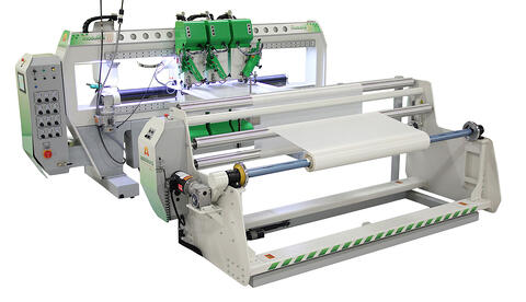 Moduline for Agricultural Curtains