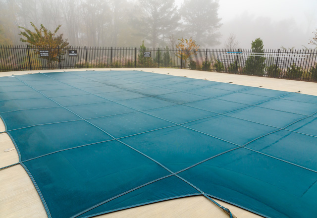 Couverture de piscine - Image principale