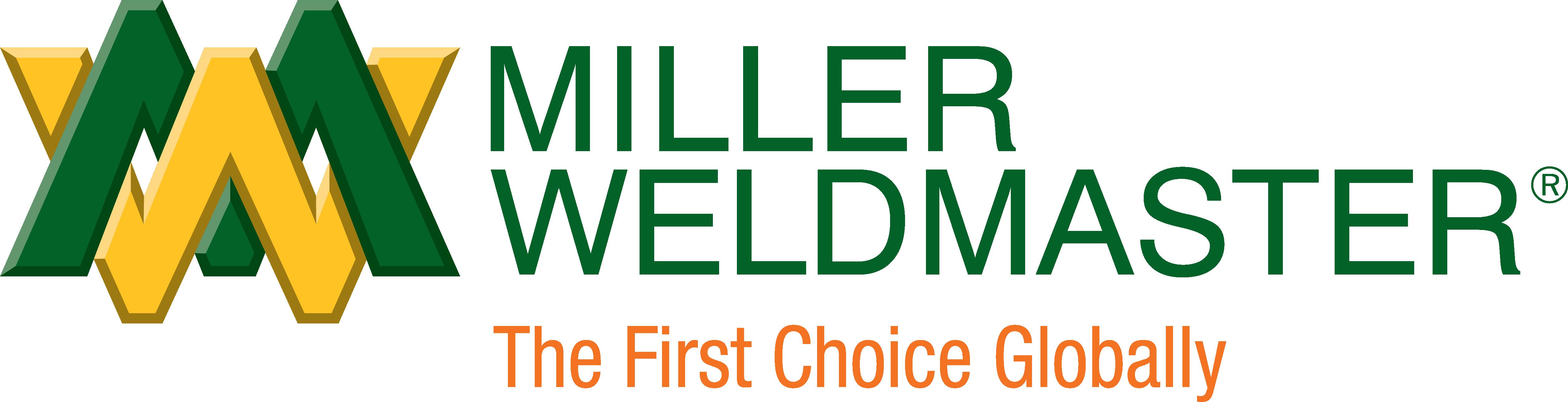 Logotipo de Miller Weldmaster