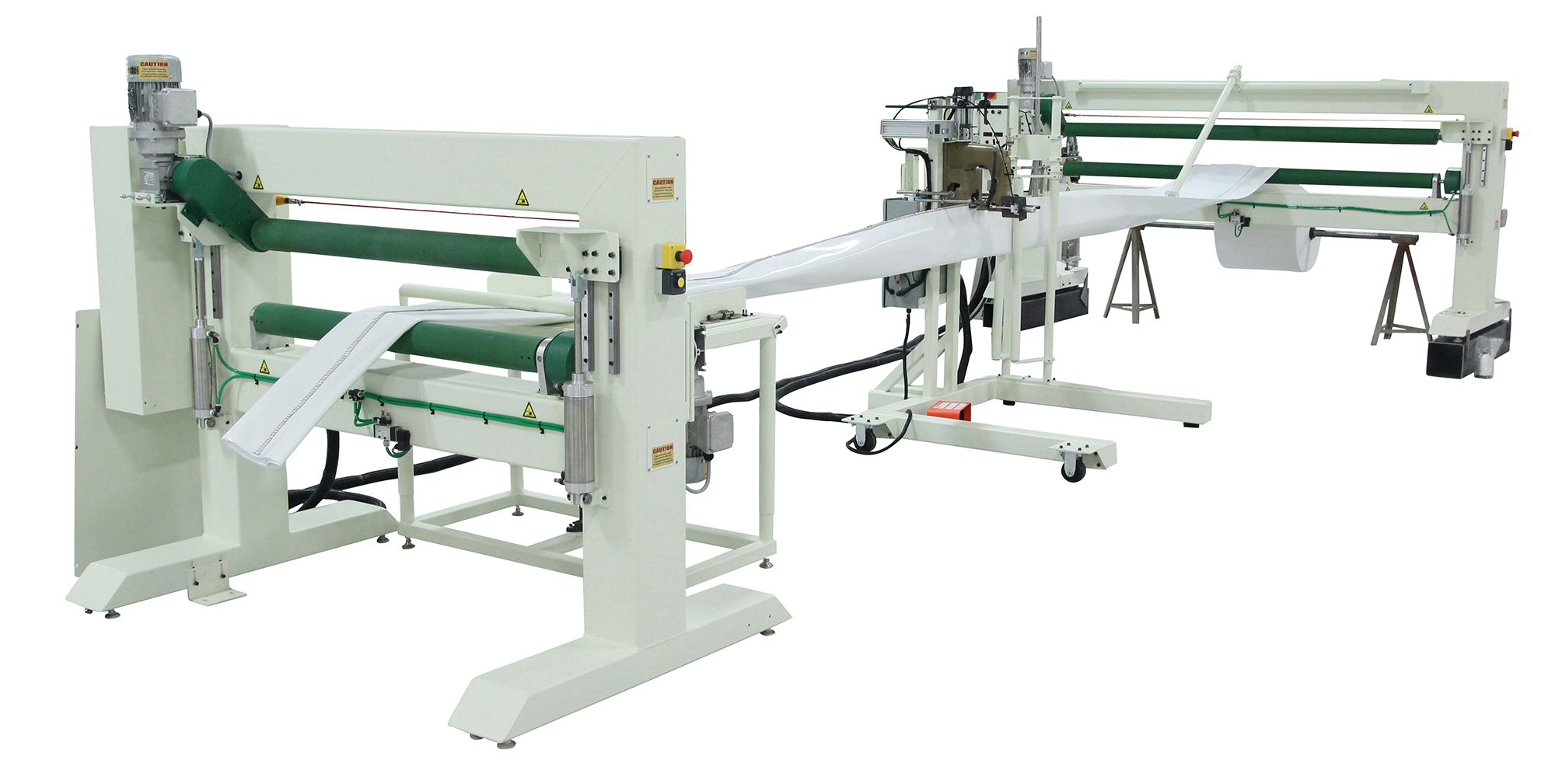 CIPP Double Tube Sewing -1