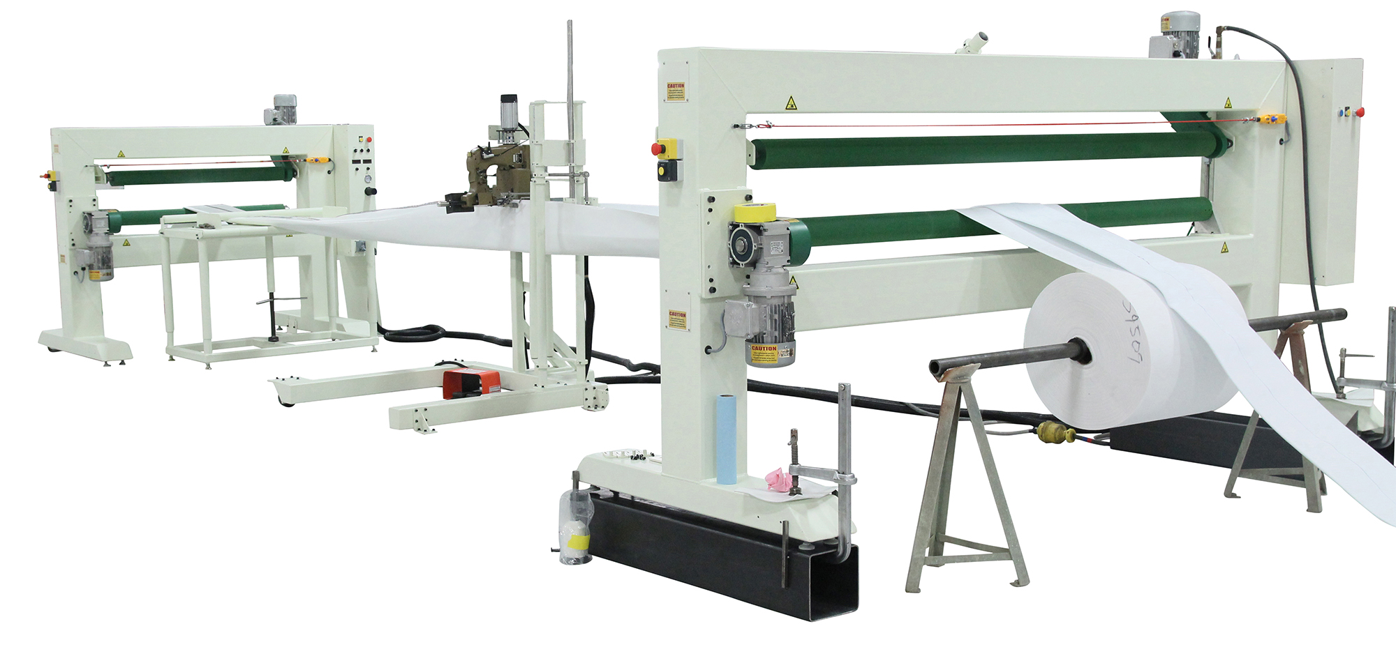 CIPP Double Tube Sewing -2