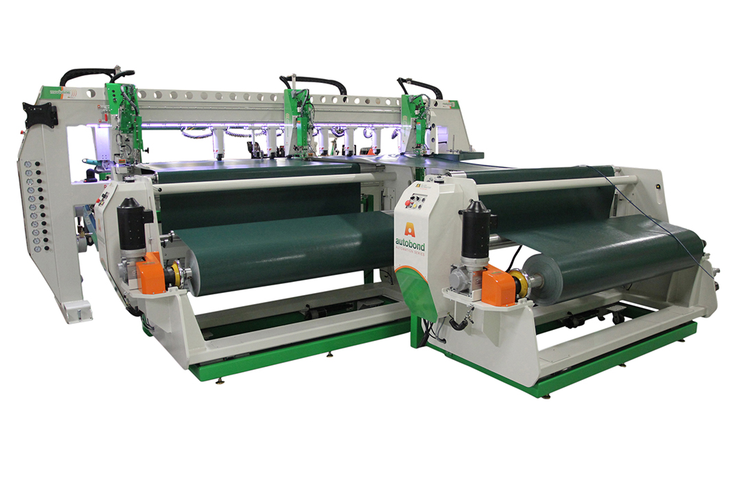 Miller Weldmaster Industriematerialhandler